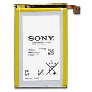 Bateria Pila Interna Sony Xperia Zl Zq Lt35 L35i C6505 Nueva