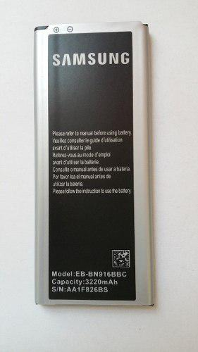 Bateria Pila Samsung Galaxy Note 4 Original 100% Envio Grati