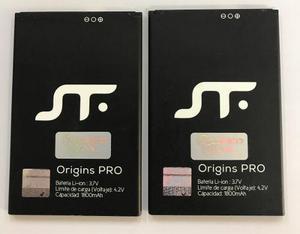 Bateria Pila Stf St Origins Pro 1800 Mah 100% Nueva + Envio