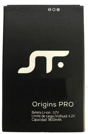 Bateria Pila Stf St Origins Pro 1800mah 3.7v