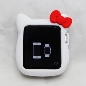 Bumper Protector De Kitty Para Apple Watch 42mm/38mm