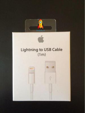 Cable Cargador Lightning Apple Original Iphone 5 5s 6 6s 7