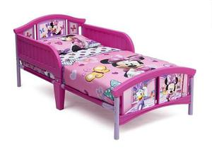 Cama Camita Infantil Delta Minnie Mouse Niñas Envio Gratis
