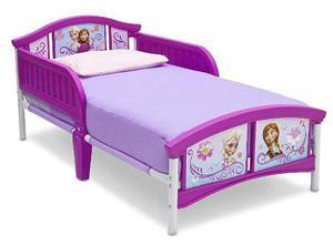 Cama Infantil Ana Y Elsa Entrega Inmediata Delta Children