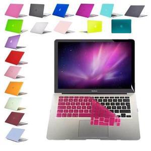Carcasa Protector Case Funda Macbook Air Pro + Cubreteclado