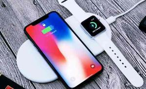 Cargador/ Base Inalámbrico Para 2: Iphone; Airpods, Iwatch.