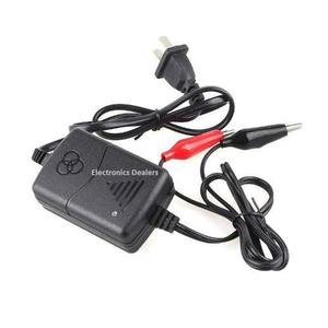 Cargador De Baterías Para Moto Auto Motoneta Carro Elec 12v