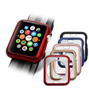 Case Protector De Tpu Mate Para Apple Watch 38 Y 42 Mm