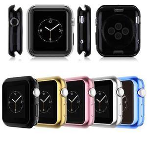 Case Protector Tpu Brillante Iwatch Serie 3 2 1 Generico