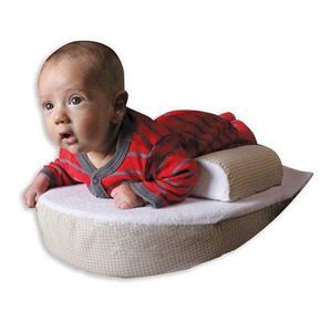 Cojin Antireflujo Duerme Seguro Bebe Multiusos Blanco Envio