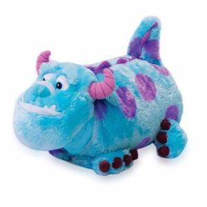 Cojín Sully Monsters Inc Disney Comfy 4 En 1 Cobija