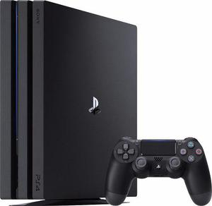 Consola Playstation 4 Ps4 Pro 1tb 100% Nueva Envio Express