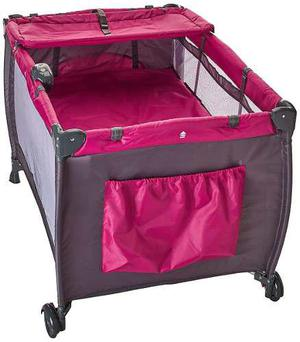 Corral Cuna Viajera, Safety 1st, Mod, Sweet Dreams,rosa, Nue