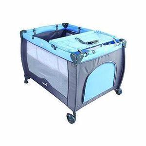 Cuna De Viaje Sweet Dreams Azul Safety First Nuevo