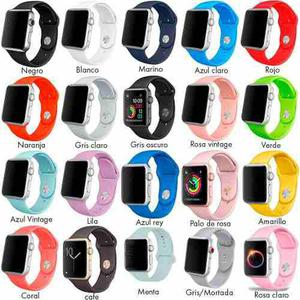 Extensible Correa Para Apple Watch 38mm 42mm Serie 1 2 Y 3