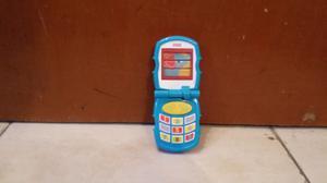 Fisher price celular de juguete para niños con sonidos