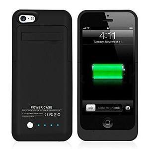 Funda Bateria Cargador 100% Iphone 5 5c 5s Se 2200 Mah