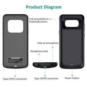 Funda Cargador Bateria Samsung Galaxy S9 (no Plus) 4700mah