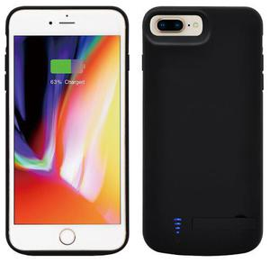 Funda Case Cargador Lightning Bateria Pila Iphone 6 7 8 Plus