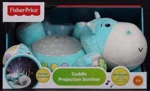 Hipopotamo Proyector Musical Hora De Dormir Fisher Price