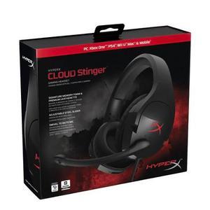 Hyper X Cloud Stinger Gaming Diadema Gamer 7.1 Xbox Ps4 Pc