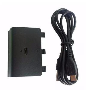 Kit Carga Y Juega Para Control Xbox One Cable Y Batería