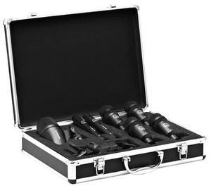 Kit De Micrófonos Para Batería 7 Piezas Akg Drum Set