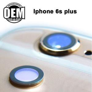 Lente De Cristal Camara Trasera Iphone 6 6s 6s Plus