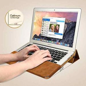 Macbook Air De 13 Caso, Jisoncase Libro Protectora Del