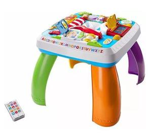 Mesa De Aprendizaje Laugh Learn Fisher Price Envio Gratis