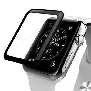 Mica Para Apple Watch 38 Y 42 Cubre 100% Tu Pantalla