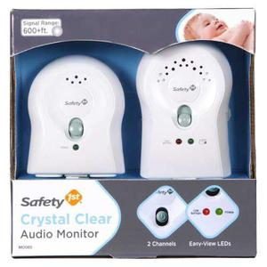 Monitor Para Bebes Mo65 Safety First | Solo Audio