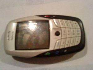 Nokia 6600 (la Ballenita) En Buen Estado Para Telcel