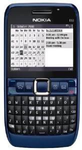 Nokia E63-2 Abrió El Teléfono Con Cámara De 2 Mp, 3g,