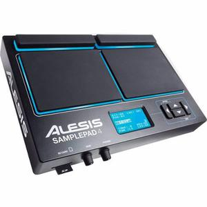 Pad De Percusiones Bateria Digital Samplepad 4x Alesis