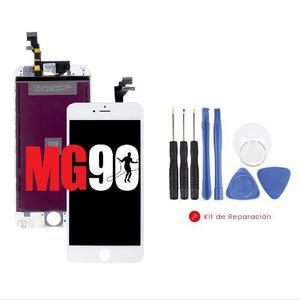 Pantalla Display Iphone 6 Plus Blanco Y Negro + Regalos