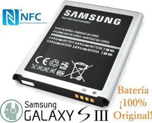 Pila Batería Samsung Galaxy S3 Original Con Nfc Envío