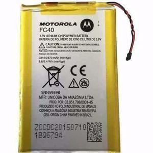 Pila Bateria Motorola Moto G3 Fc40 Super Calidad