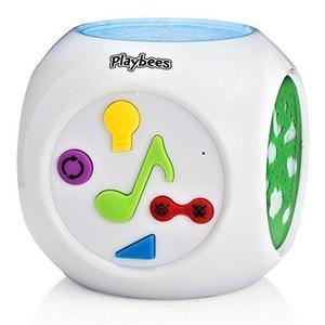 Playbees Bebé Máquina De Sonido Y Proyector De Estrellas