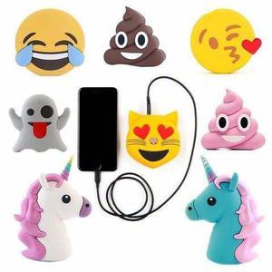 Power Bank Emoji Emojis 3000 Mah Universal Emoticon Bateria