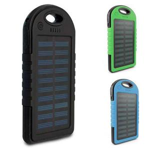Power Bank Solar Bateria Emergencia Portatil 12,000 Mha
