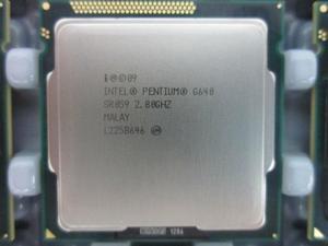 Procesador Cpu Socket  Pentium G640 Intel