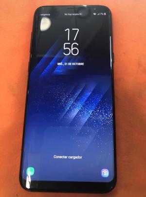 Samsung Galaxi s8 plus como nuevo AT&T