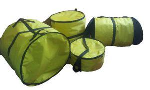 Set Fundas Bateria Gsh 12 13 16 Tarola 14 Bombo 22 Foamy3/16