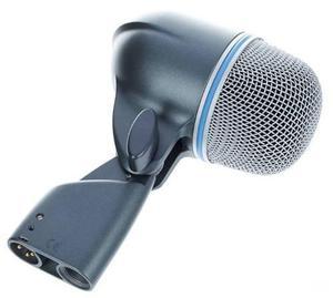 Shure Beta 52a Micrófono Para Bombo De Batería
