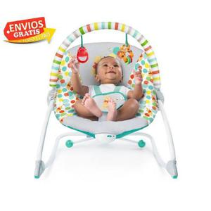 Silla Mecedora Para Bebes De Winnie Pooh C/vibraciones
