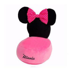 Silla Sillon Puff Para Bebe O Niño Decoracion Minnie Mouse