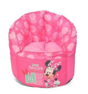 Sillon Infantil Para Niñas Minnie Mouse D Disney
