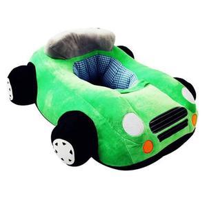 Soporte Aprender A Sentarse Bebé Carro Verde
