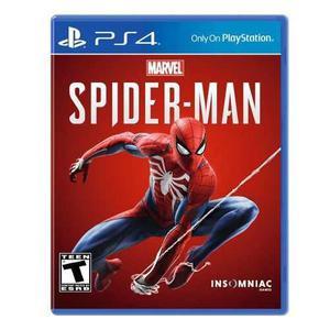 Spider Man::.. Para Playstation 4 Start Games A Meses